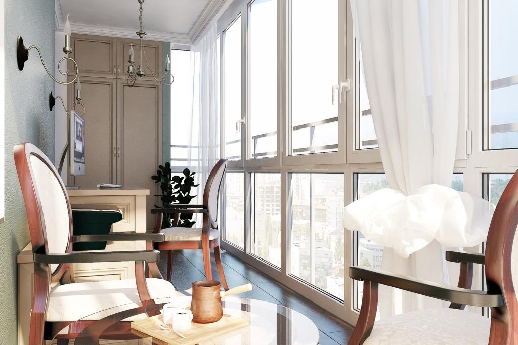 """Балкон в французском стиле"""" - карточка пользователя a.chudop."""