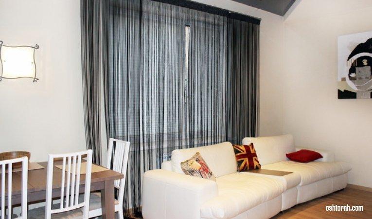 Ночные шторы для зала