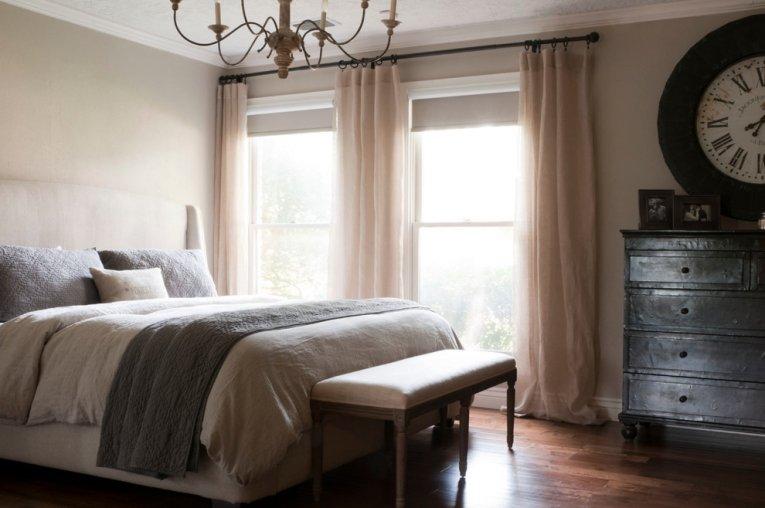 Шторы для спальни: лучшие фото современных новинок дизайна 2017 года