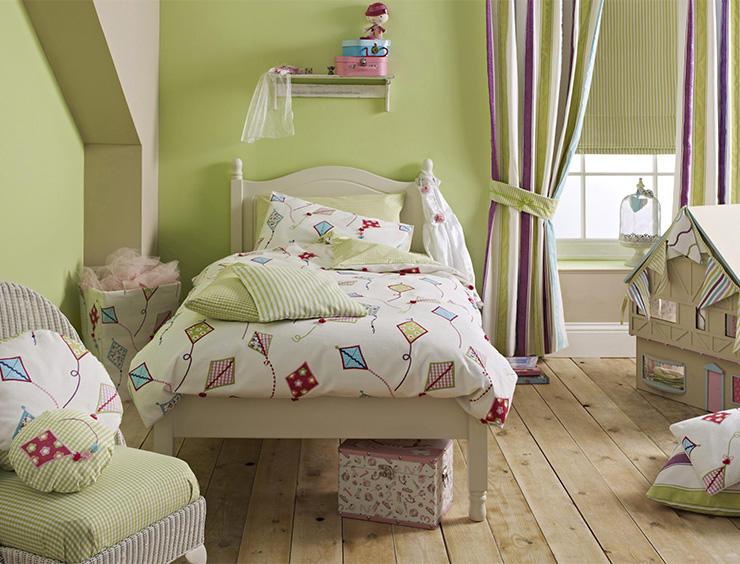 шторы для детской девочке
