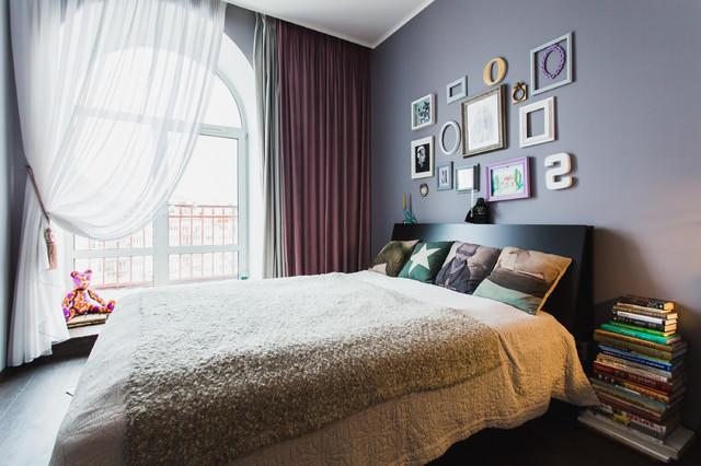 Шторы в спальню: современные идеи дизайна с фото