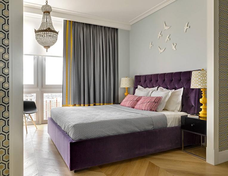 graue vorh nge im wohnzimmer innenraum. Black Bedroom Furniture Sets. Home Design Ideas