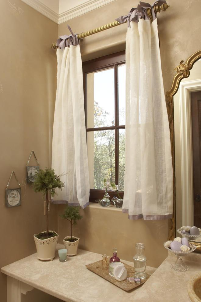 Занавеска (штора) для ванной комнаты тканевая 180х200 см Arte WESS