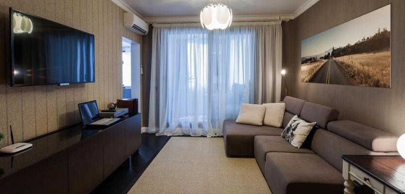 тюль для гостиной фото дизайн