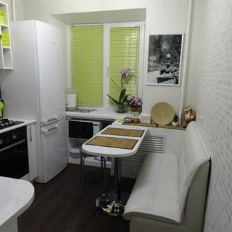 Жалюзи на кухню: 30 фото с идеями дизайна
