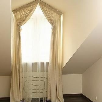 Итальянские шторы: фото с идеями для гостиной, спальни, кухни