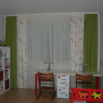Двойные шторы в интерьере: фото с идеями дизайна