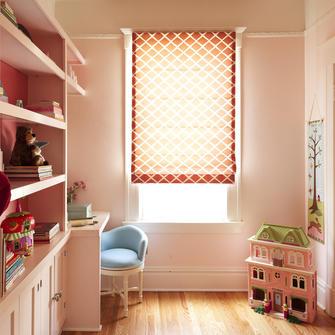 Шторы в детскую комнату для девочки: 40 фото с идеями дизайна